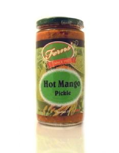 Ferns Hot Mango Pickle | Buy Online at The Asian Cookshop